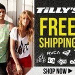 Tilly's Promo Code 2016: 20% off Coupons, Free Shipping February