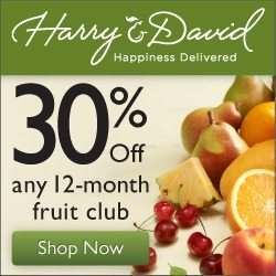 harry and david coupon code