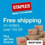 Staples Coupons and Promo Codes